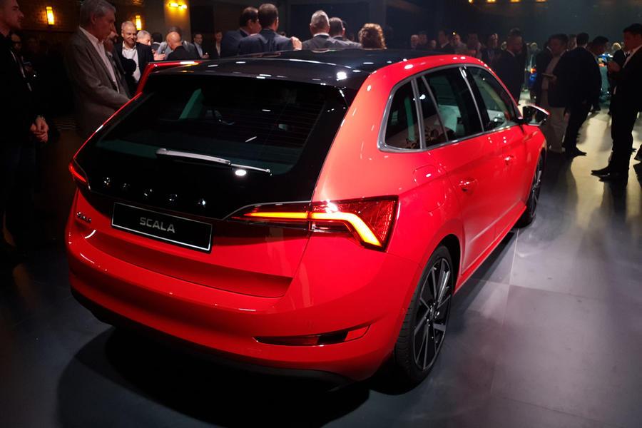 2019 Skoda Scala: all-new family hatchback revealed   Autocar