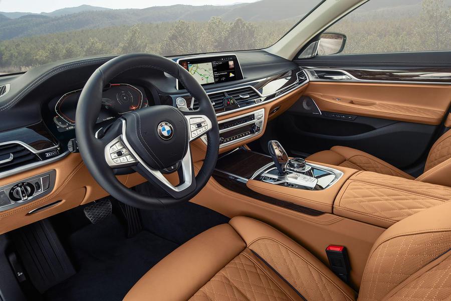 Bmw 7 Series 750li Xdrive 2019 Review Autocar
