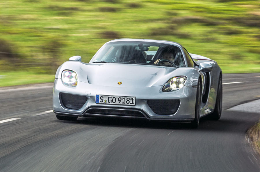Next,gen Porsche hypercar could adopt retro styling