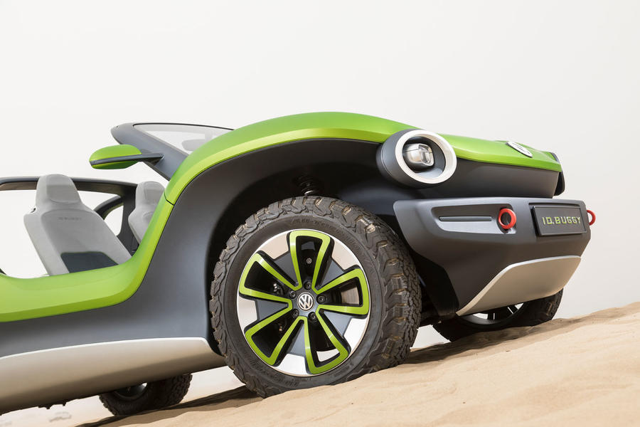 First drive: Volkswagen ID Buggy concept | Autocar