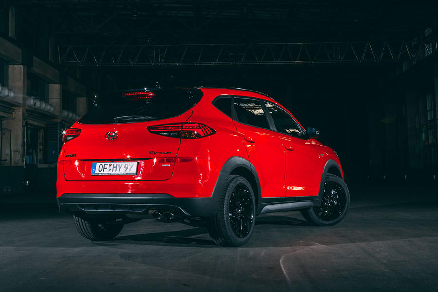Hyundai Tucson N Line: pricing revealed for sportier SUV
