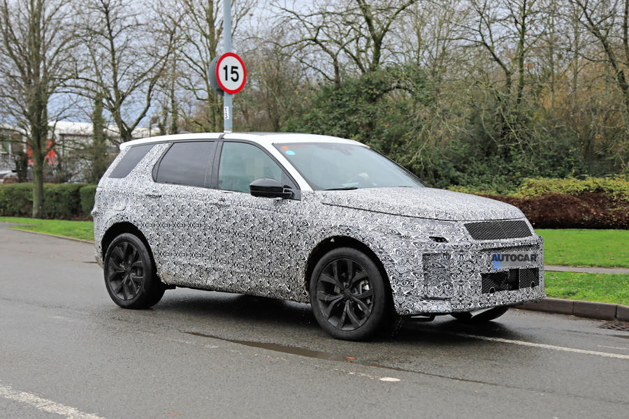 2020 Land Rover Discovery Sport: Updated, New Tech And Price >> Land Rover To Launch Heavily Revised Discovery Sport This Summer