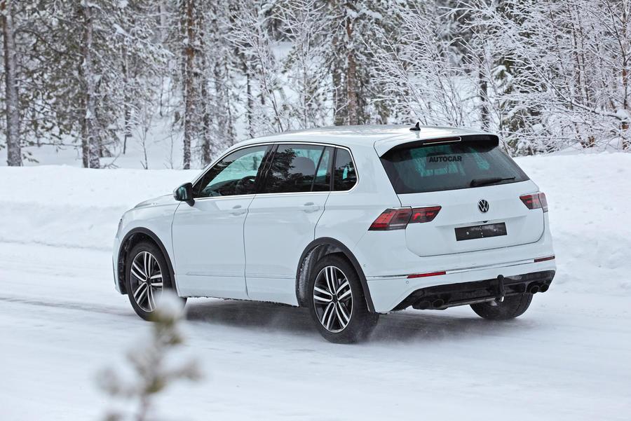 2020 Volkswagen Tiguan Facelift To Bring Hot R Version The Garage Seaham