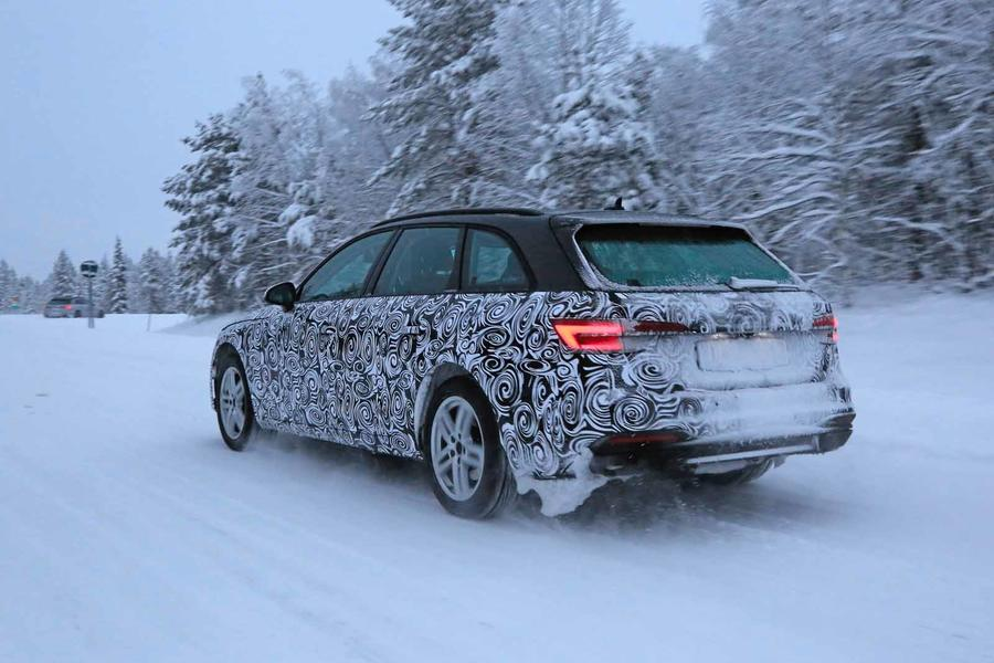 Audi Preparing Bigger A4 And A4 Avant Update For 2020 Autocar