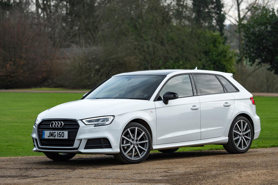 Audi A3 Sportback 15 Tfsi 150 Black Edition S Tronic 2018 Review