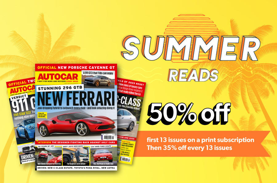 Autocar subscriber offer