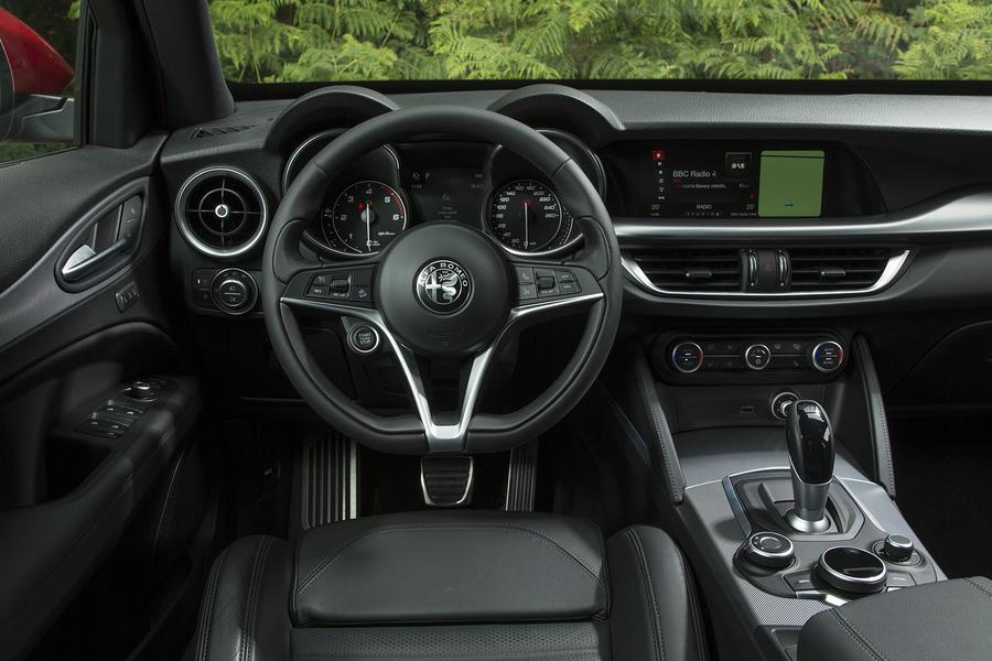 Alfa Romeo Stelvio 2 2 Td 210 Awd Speciale Uk 2017 Review Autocar