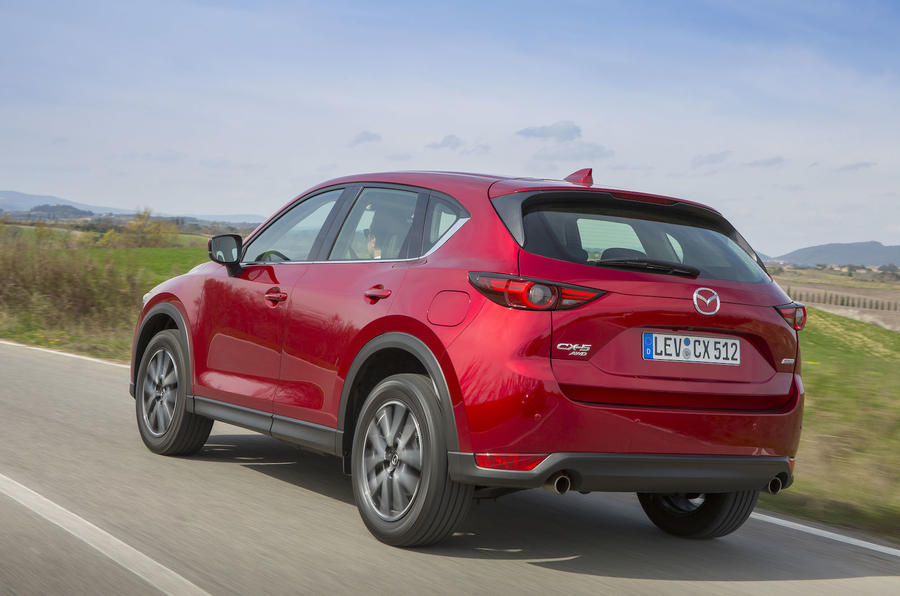 Luxury Mazda CX5 22 SkyactivD 2017 Review Autocar