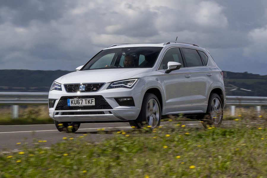 seat ateca 2.0 tsi 190 fr 2018 review | autocar