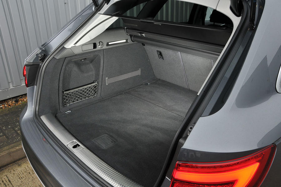 2017 Audi A4 Allroad Quattro Sport 30 Tdi 218 S Tronic Review Autocar