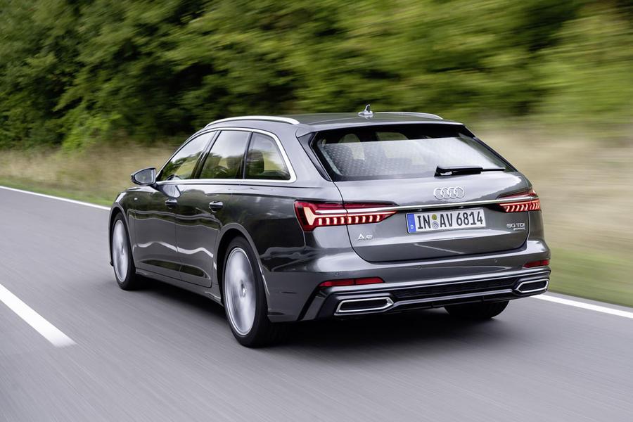Audi A6 40 Tdi Sport S Tronic 2018 Review Autocar