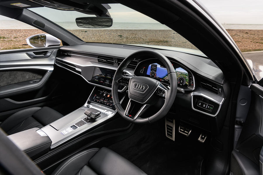 Audi A Sportback TDI UK Review Autocar - How much does an audi a7 cost