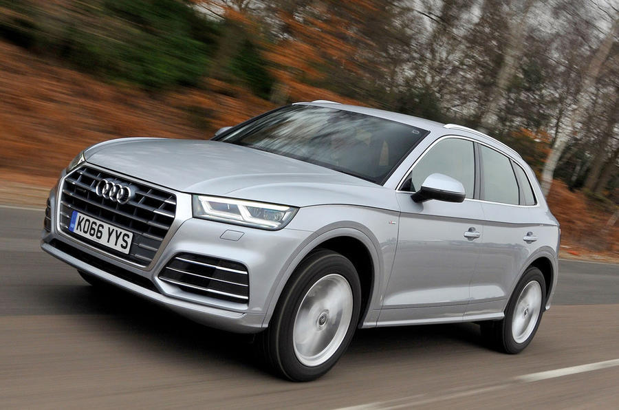 Top Best Family SUVs Autocar - Audi family car 7 seater