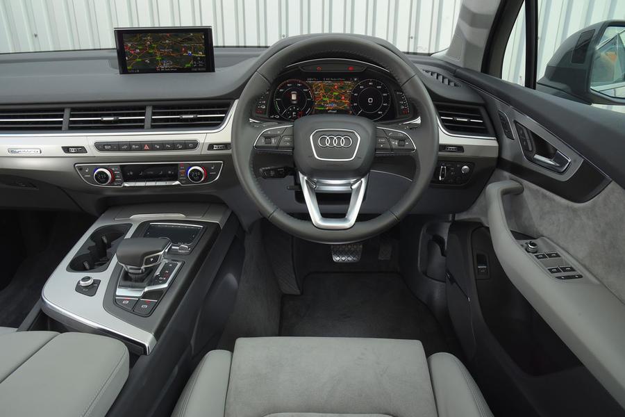 Audi E Tron Quattro Concept Has A Range Of 310 Miles