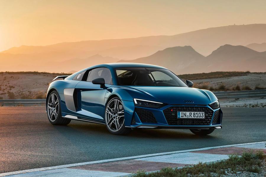 Audi R8 Performance 2018 Review Autocar
