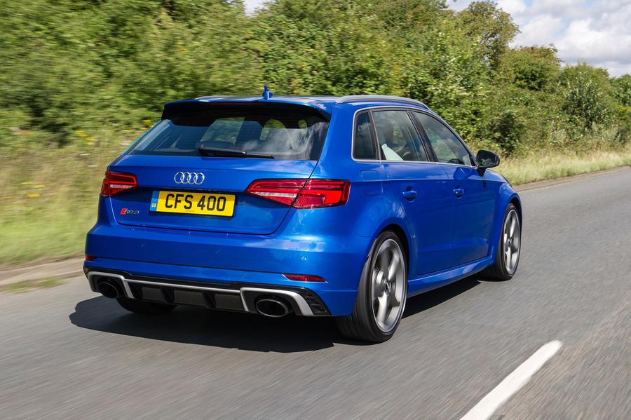 Audi RS Sportback UK Review Autocar - Audi rs3