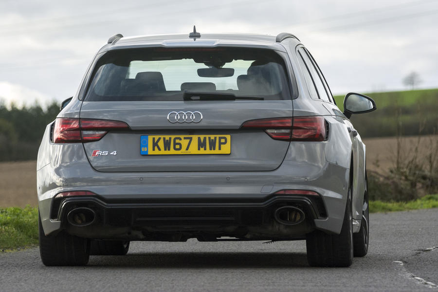 Audi Rs4 Avant 2018 Uk Review Autocar