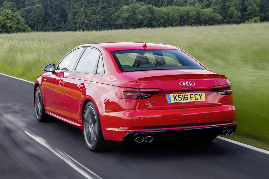 Audi S Saloon Review Autocar - Audi autocar