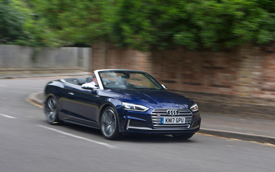 Audi S Cabriolet Longterm Review Five Months With Audis Sporty - Audi s5 specs