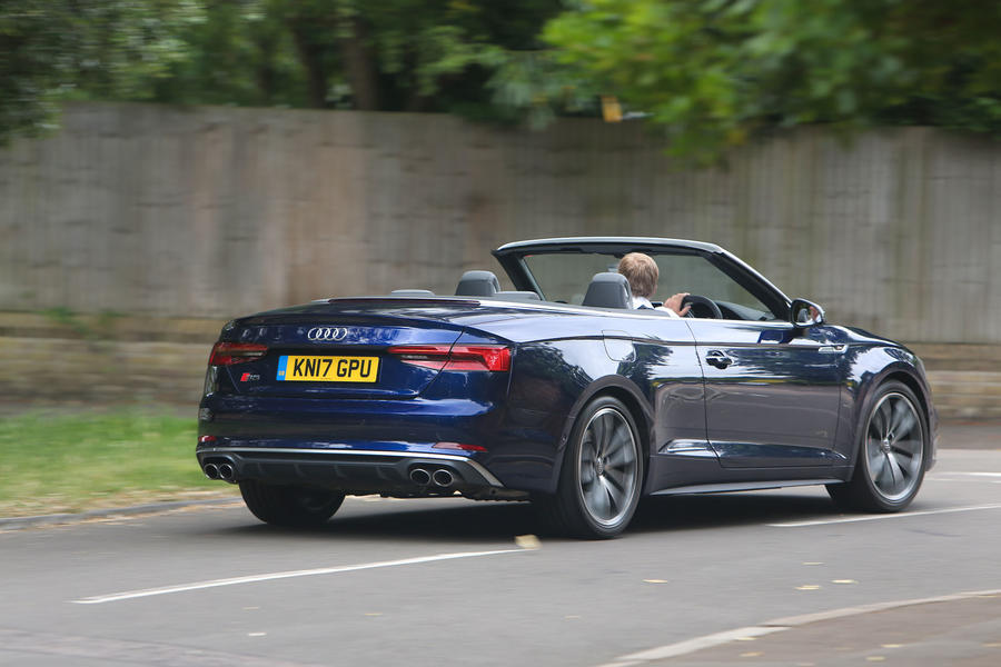 Audi S5 Cabriolet Long Term Review Five Months With Audi S