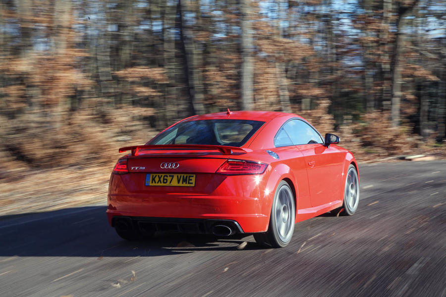Audi TT RS long-term review - eight months with the most