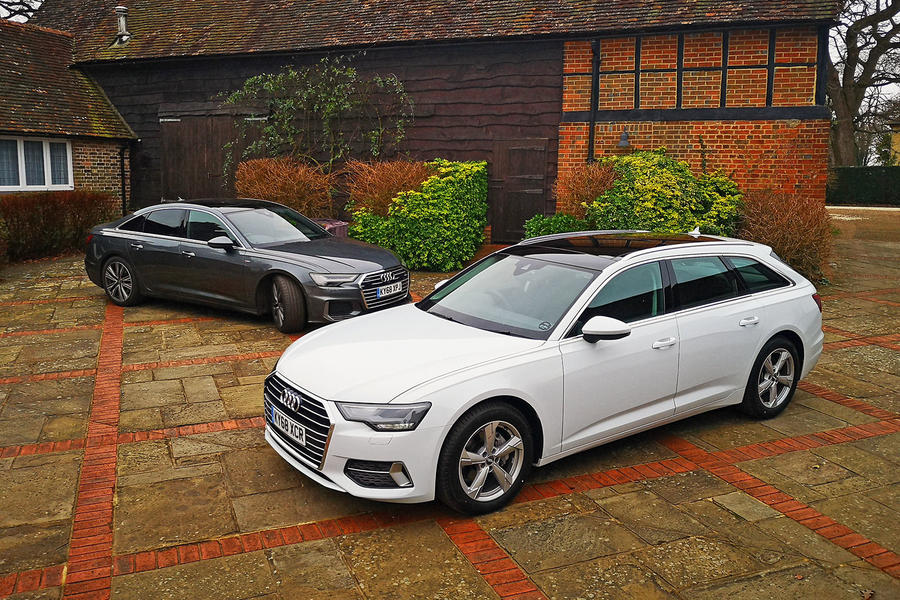 Audi A6 and A6 Avant long-term review (2019) - six months with both