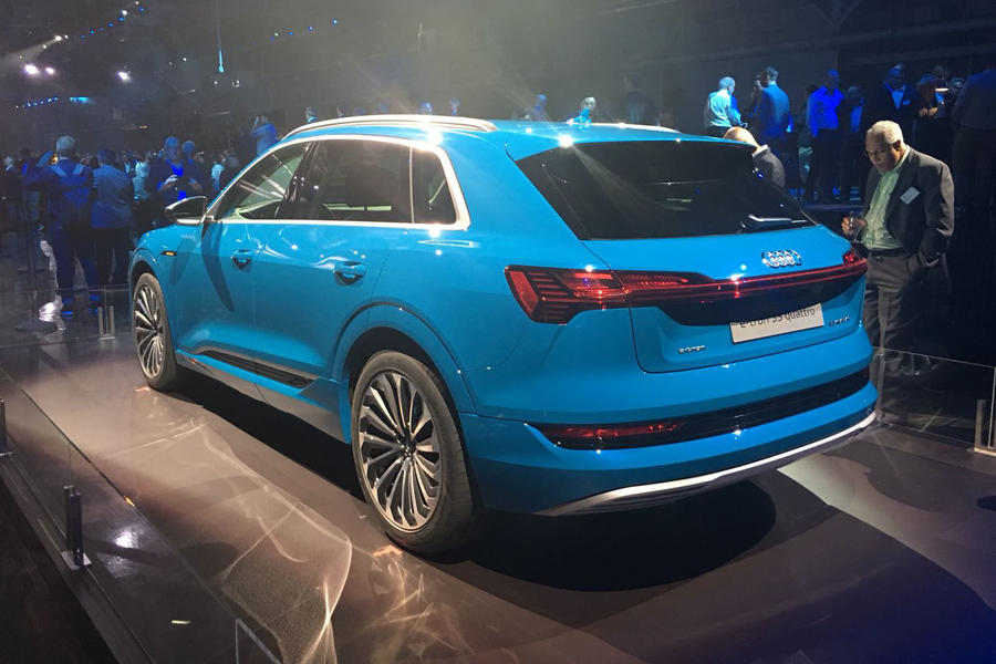 New Audi E Tron Launch Edition Of Brands First Ev Released Autocar
