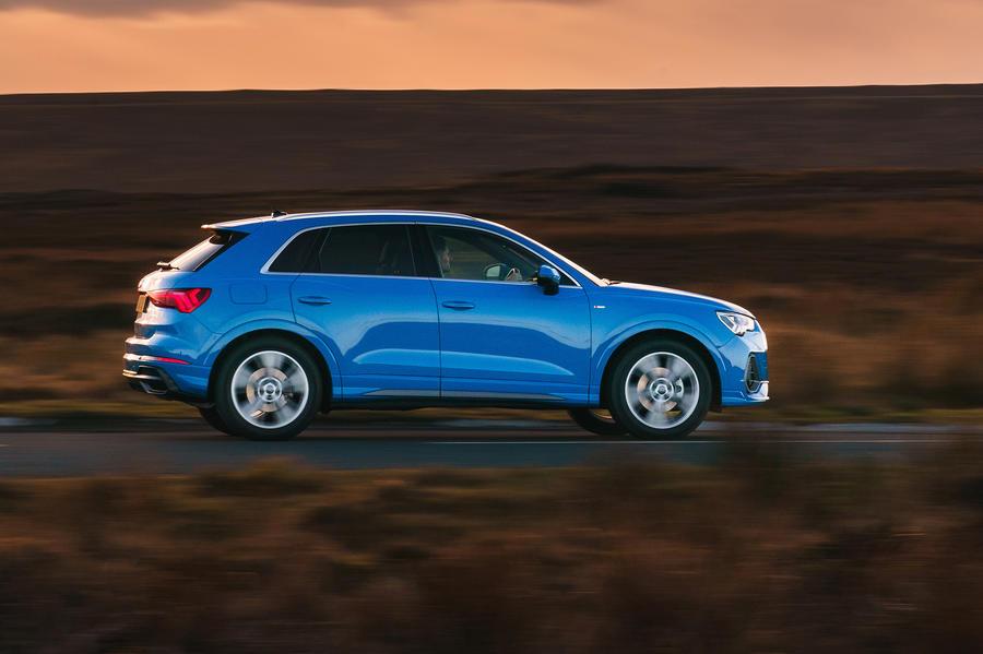 Audi Q3 35 Tfsi S Line 2019 Uk Review Autocar