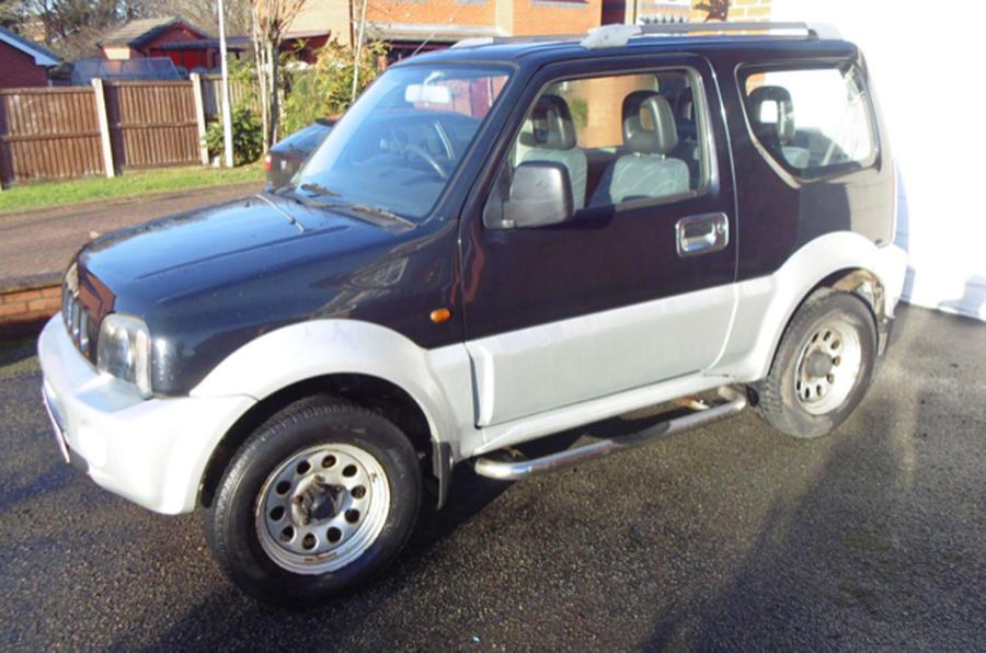 Used car buying guide: Suzuki Jimny   Autocar