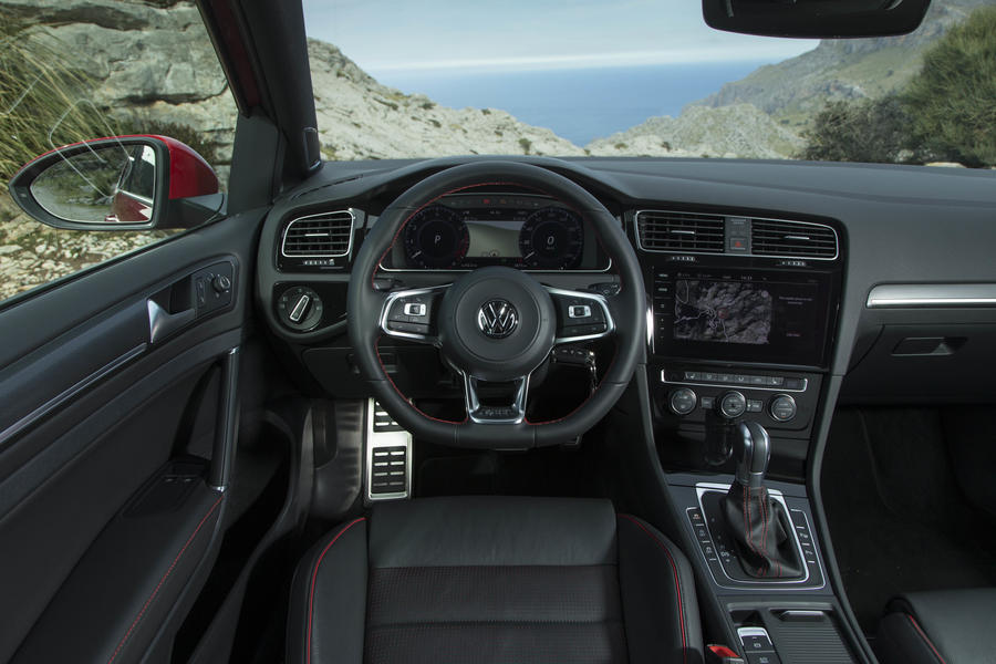 2017 Volkswagen Golf Gti Review Autocar