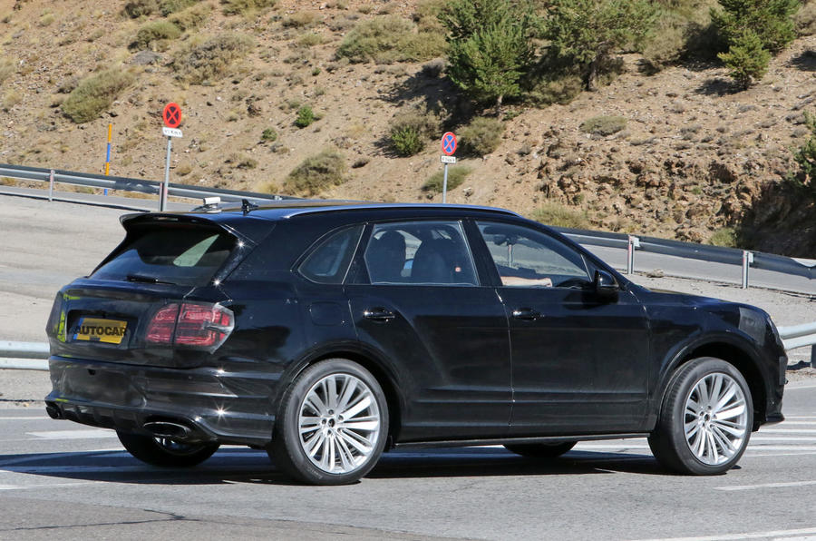 2020 Bentley Bentayga More Powerful Than Ever >> Updated 2020 Bentley Bentayga To Receive Tech Overhaul Autocar