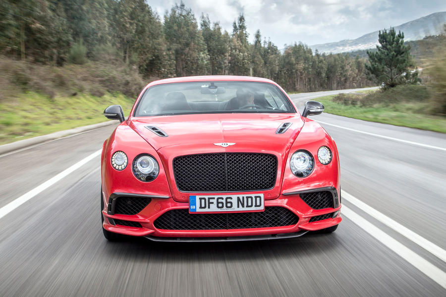 2017 bentley continental gt supersports review | autocar