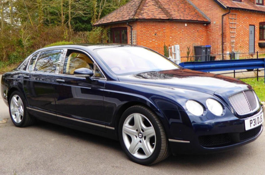 Used car buying guide: Bentley Continental Flying Spur | Autocar