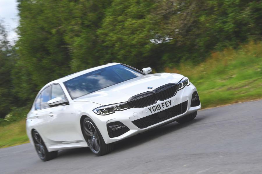bmw 3 series 330d m sport 2019 uk review review | autocar