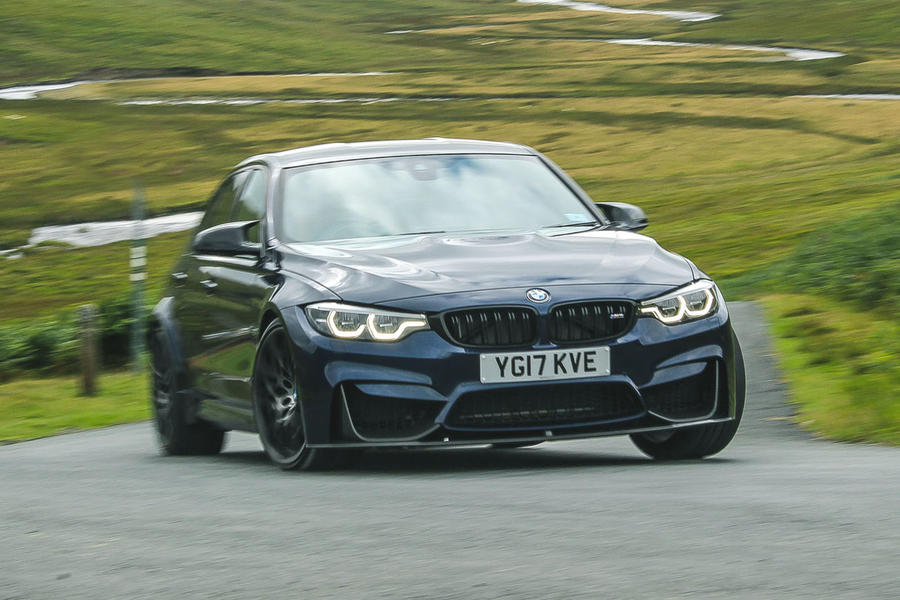 This Is The M3 Competition, Which Carries A £3000 Premium Over The Base  Model And Comes With Its Own Chassis Settings, A Small Uplift In Power, ...
