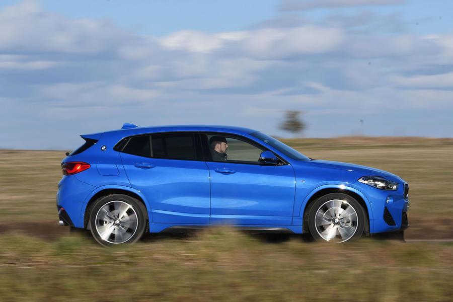Bmw X2 Xdrive20d M Sport 2018 Uk Review Autocar