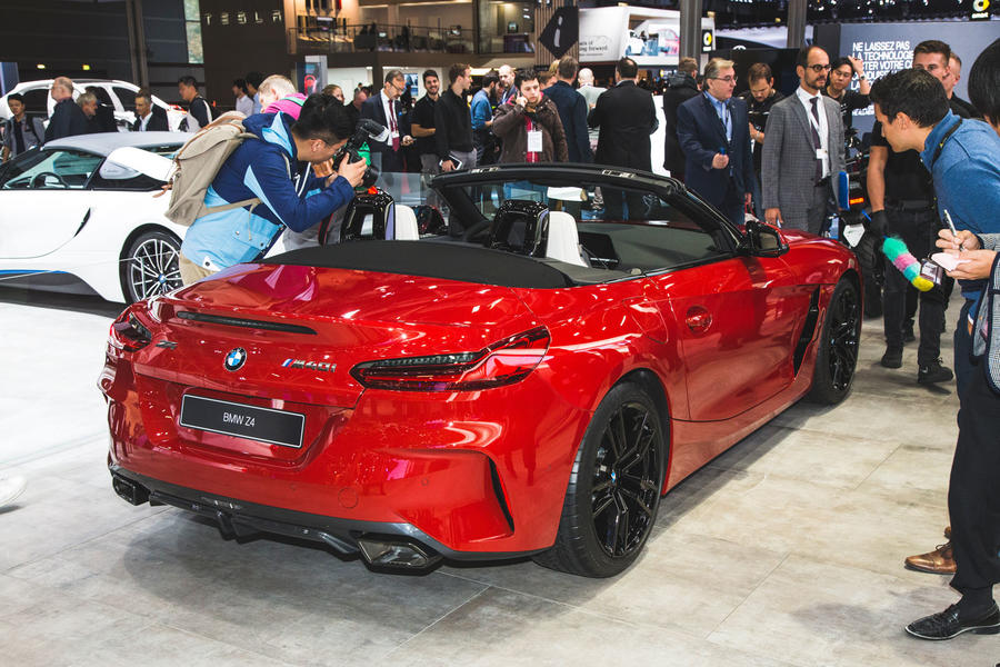2019 Bmw Z4 Revived Roadster Faster Than An M2 Around The