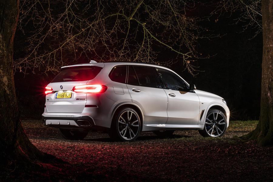BMW X5 M50d 2019 UK review   Autocar