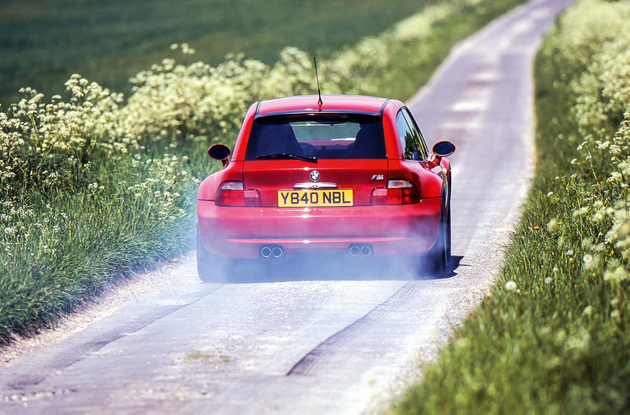 Used car buying guide: BMW Z3 M Coupe | Autocar