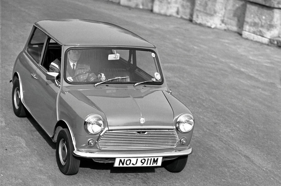Happy Birthday To Britains Favourite Car Mini At 60 Autocar