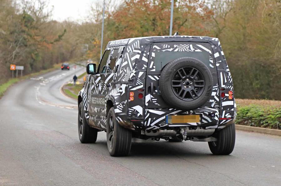 Reborn Land Rover Defender crucial to firm's 2019 revival