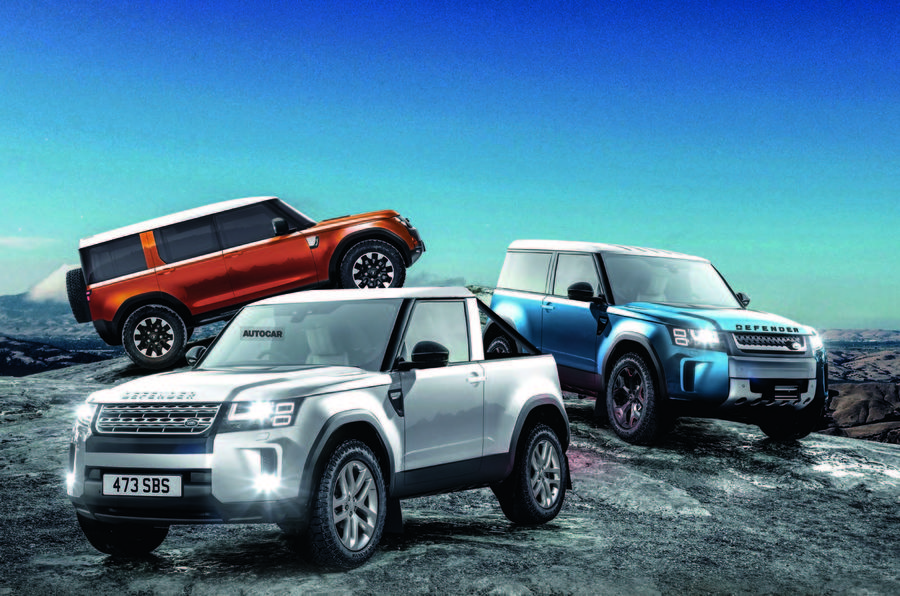 2020 Land Rover Discovery Is Built On The New Architecture >> Jaguar Land Rover's survival bid: five new cars in two ...