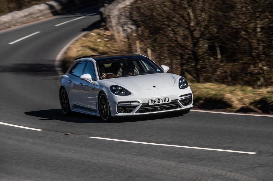 Twin test super-quatre places: Porsche Panamera vs Mercedes-AMG GT 63 dsc 0295