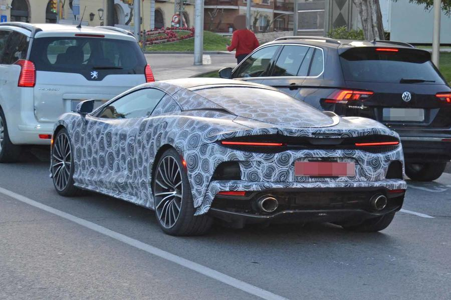 """""""Rule-breaking"""" McLaren GT to be revealed on 15 May"""
