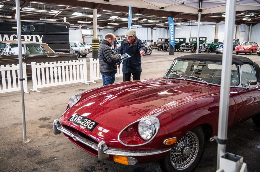 Hagerty Car Value >> Antiques Roadshow How Your Classic Car Is Valued Autocar