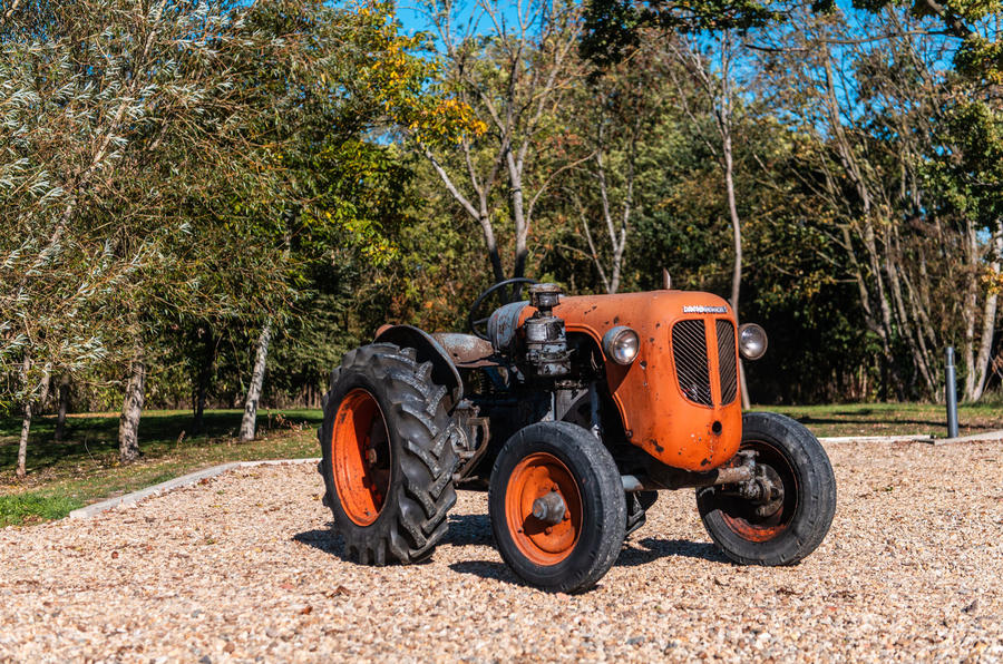My Other Lamborghini S A Tractor Autocar