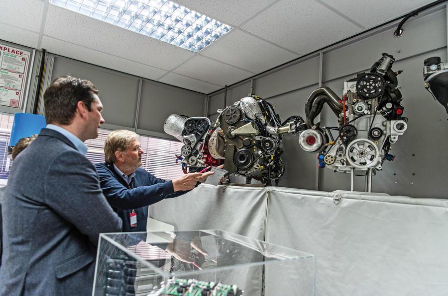 Under wraps: Britain's most secretive engineering firm