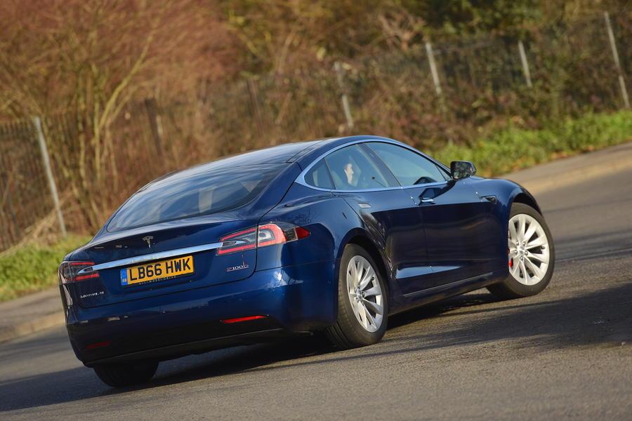 2017 Tesla Model S P100D review | Autocar