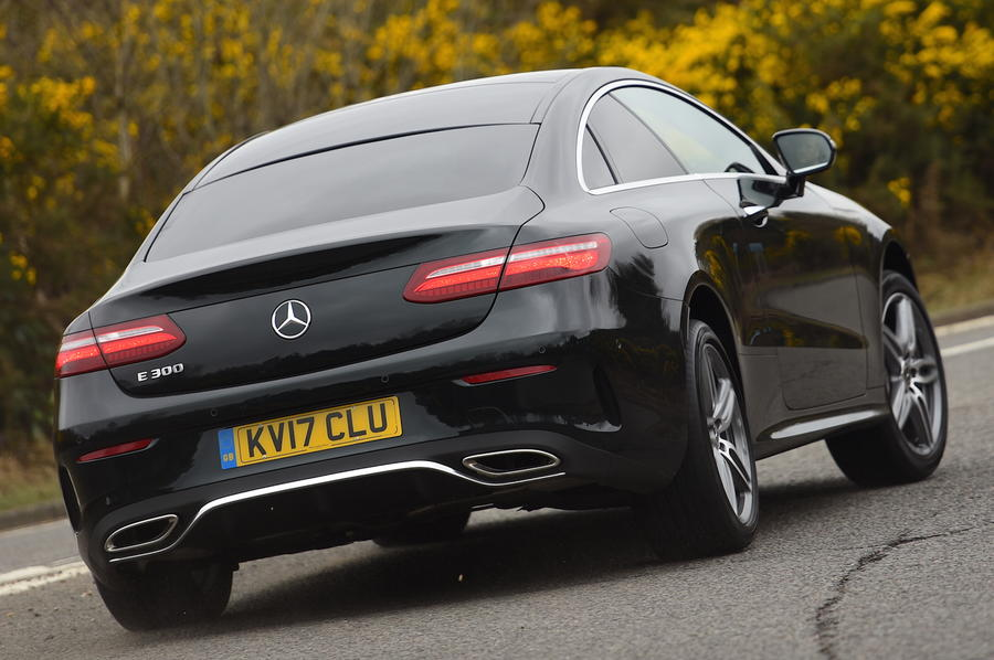 Most Expensive Mercedes Benz Model >> Mercedes-Benz E 300 Coupe AMG Line 2017 review | Autocar