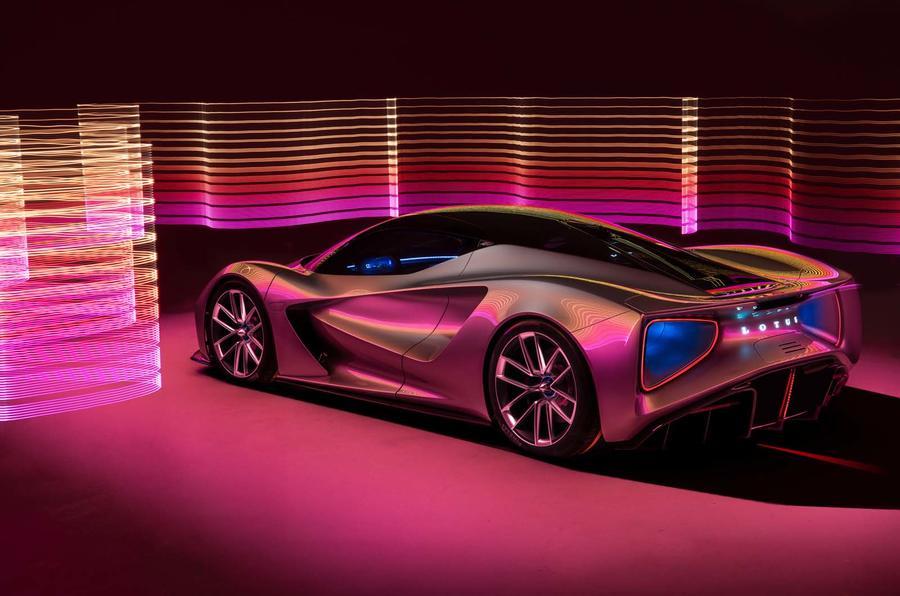 Lotus reveals 1973bhp Evija as world's most powerful production car